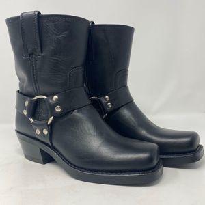 Frye 12R Harness Boots Women's Size 5.5